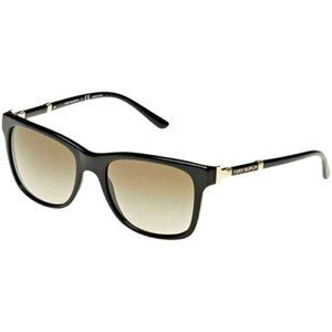 Tory Burch Square Style Brown Gradient Lens